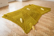 Jennifer Tee- Picture Mark-Bloomer- Knitted at BreiLab Amsterdam
